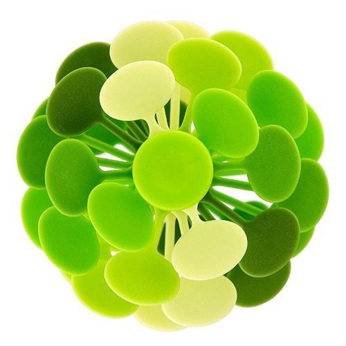 LOLLIPOPTER MINI WITH MAGNETIC STAND - GREEN APPLE