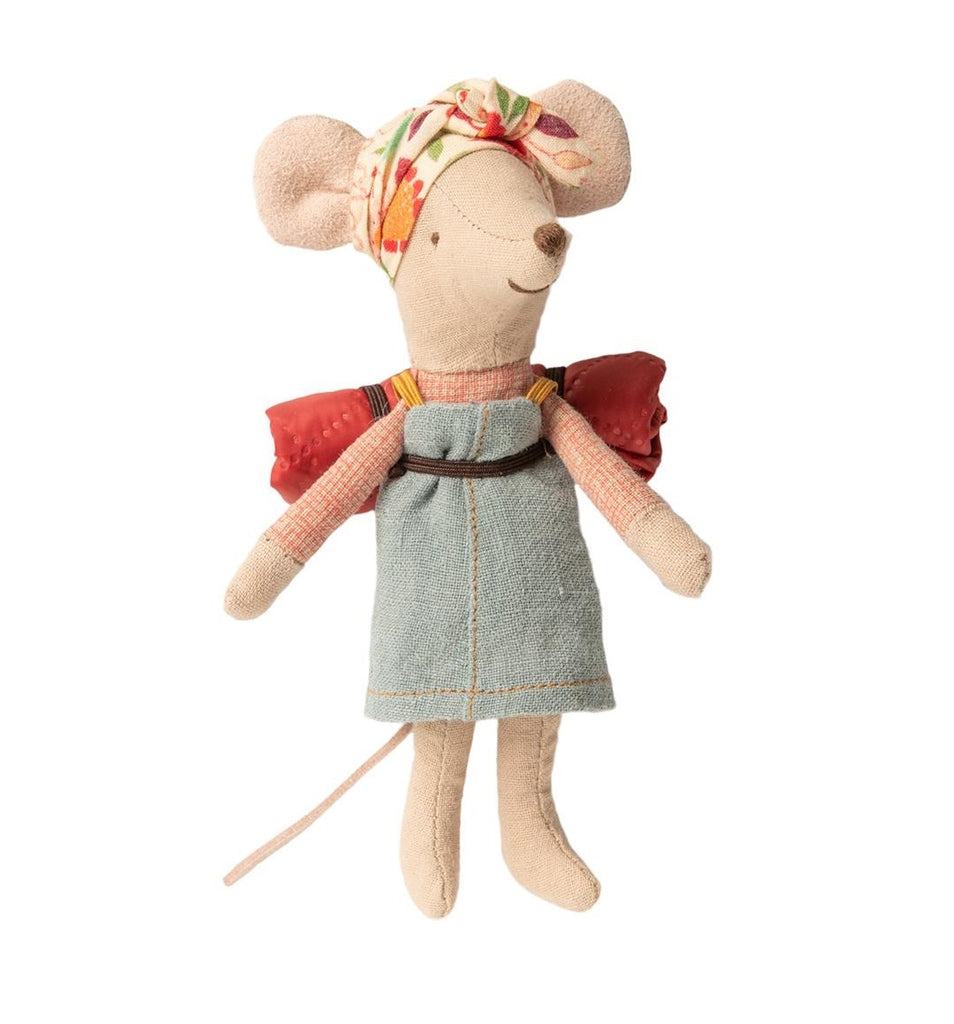 HIKER MOUSE BIG SISTER - MAILEG