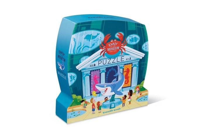 MUSEUM AQUARIUM PUZZLE 48PC