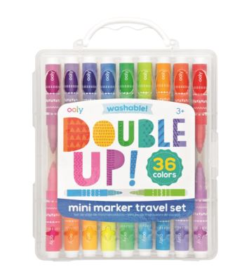 DOUBLE UP 2-IN1 MINI MARKERS
