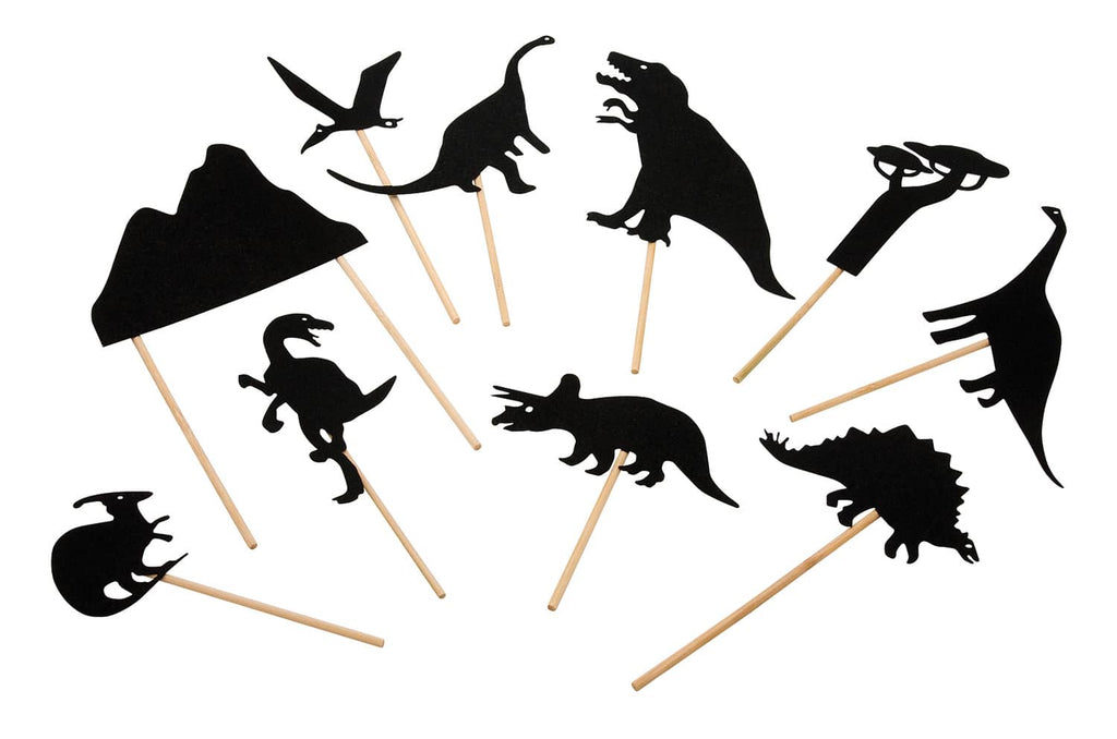 SHADOW PUPPETS - DINOSAURS