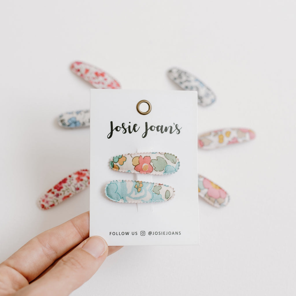JOSIE JOANS - LITTLE KYLIE HAIR CLIPS