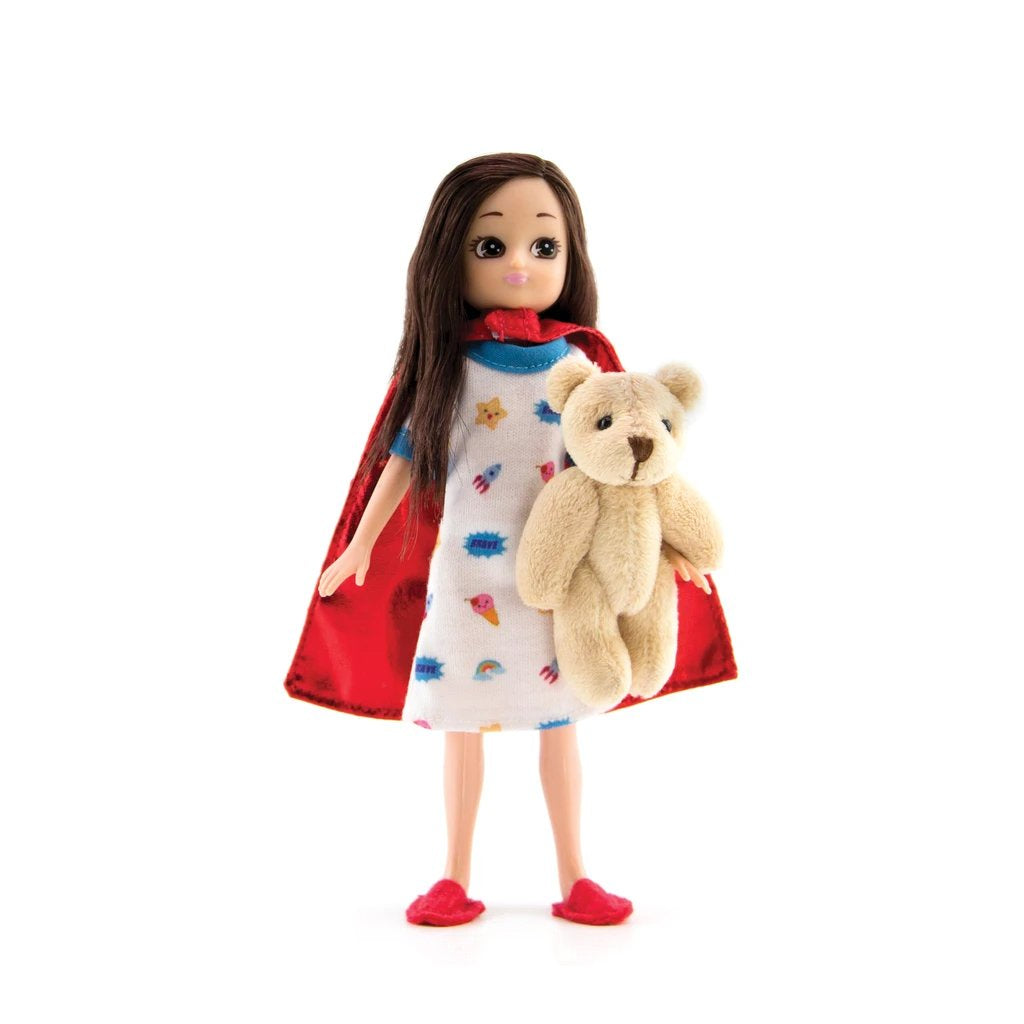 LOTTIE TRUE HERO DOLL