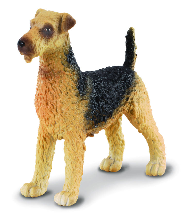 COLLECTA Airedale Terrier