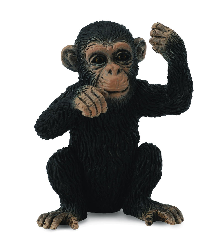COLLECTA CHIMPANZEE CUB THINKING