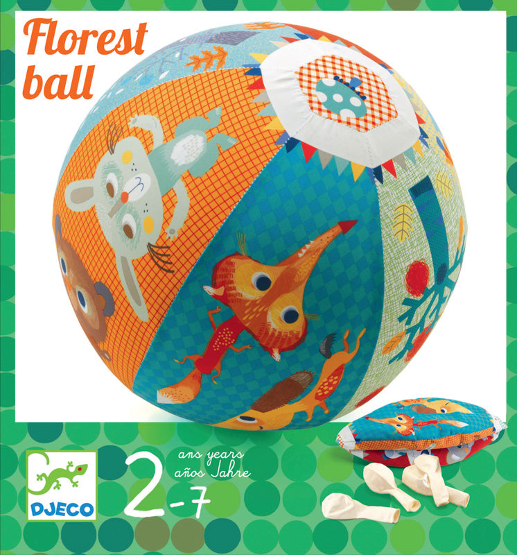 BALLOON BALL - FOREST