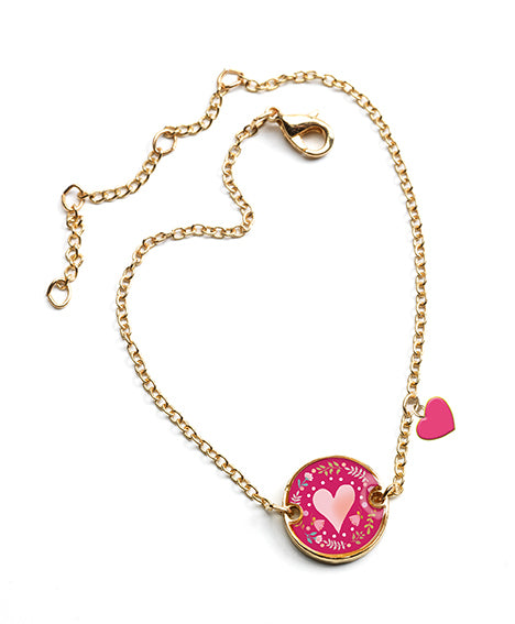 LOVELY BRACELET - COEUR/HEART