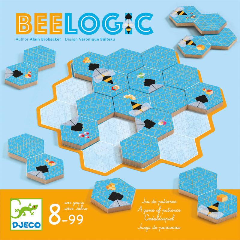 BEE LOGIC GAME