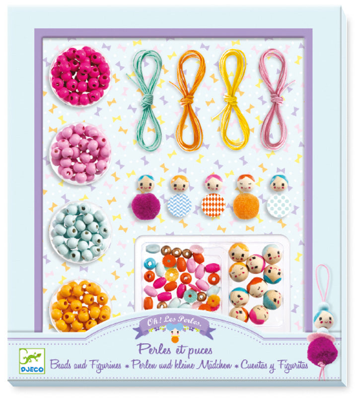 JEWELLERY BEADS & FIGURINES