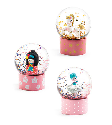 DJECO MINI SNOW GLOBE SO CUTE