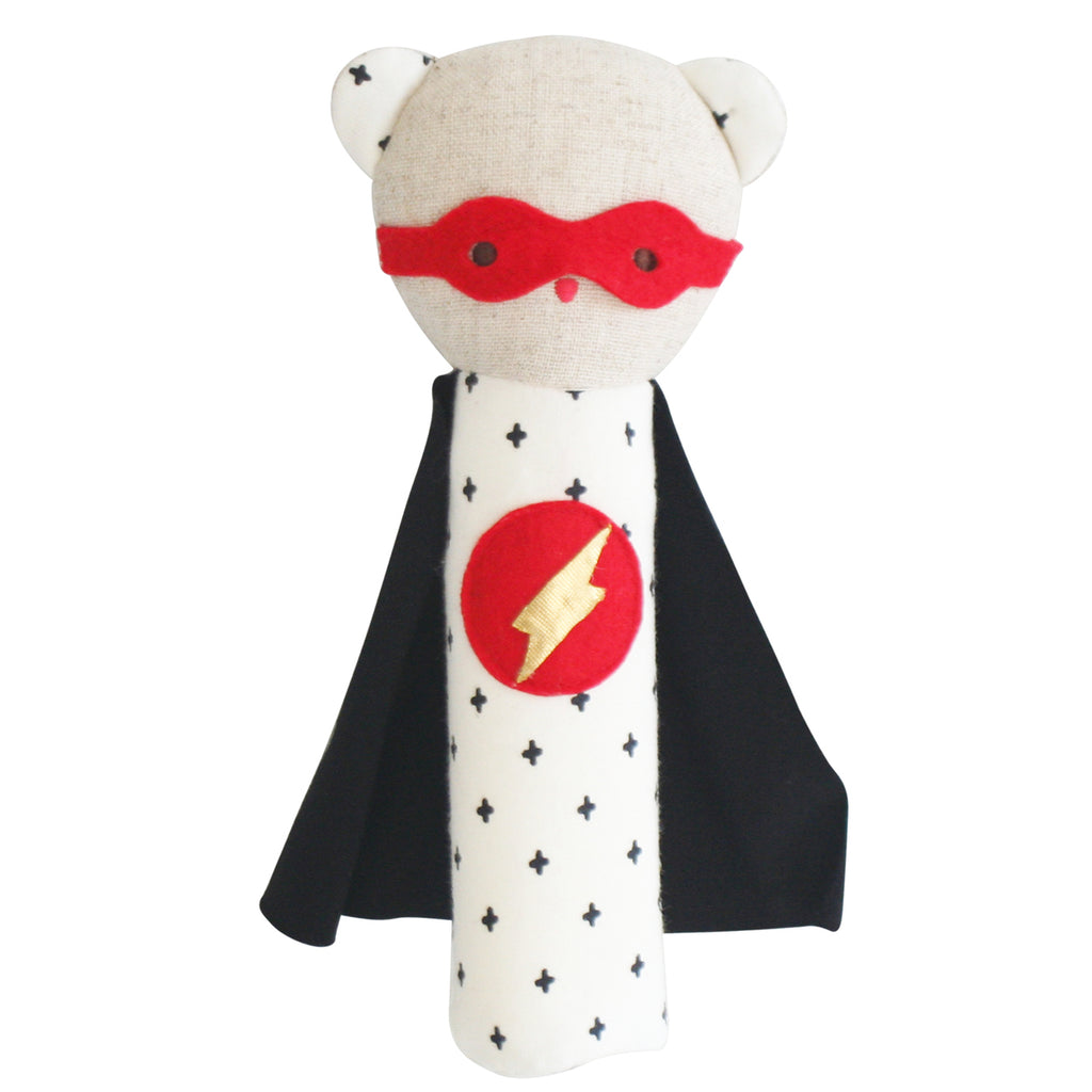 SUPER HERO TED SQUEAKER