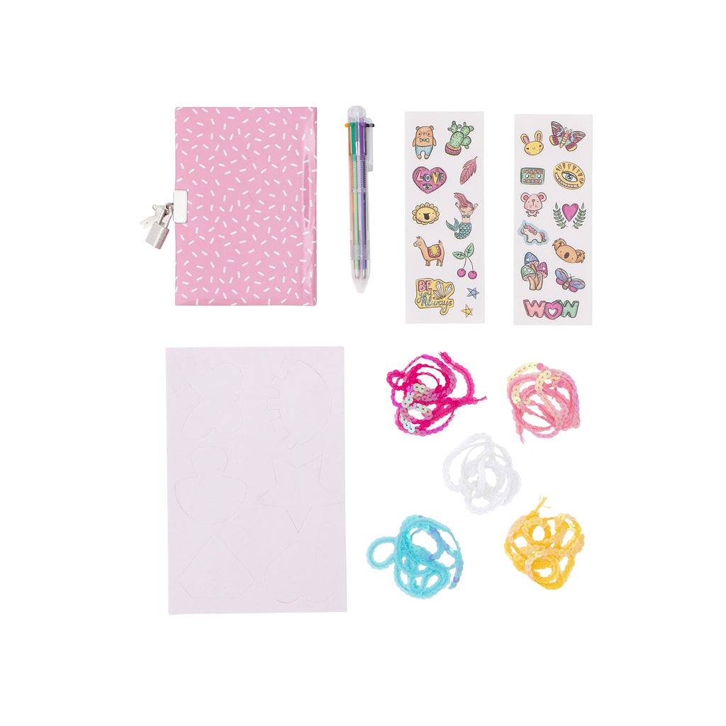 JOURNAL KIT - SEQUIN STICKERS