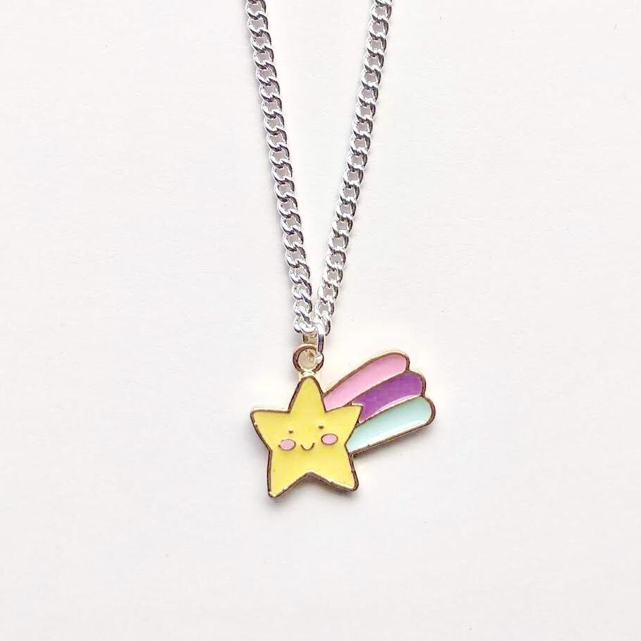 LAUREN HINKLEY - SHOOTING STAR NECKLACE