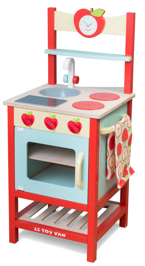 Le Toy Van Wooden Honeybake Applewood Kitchen