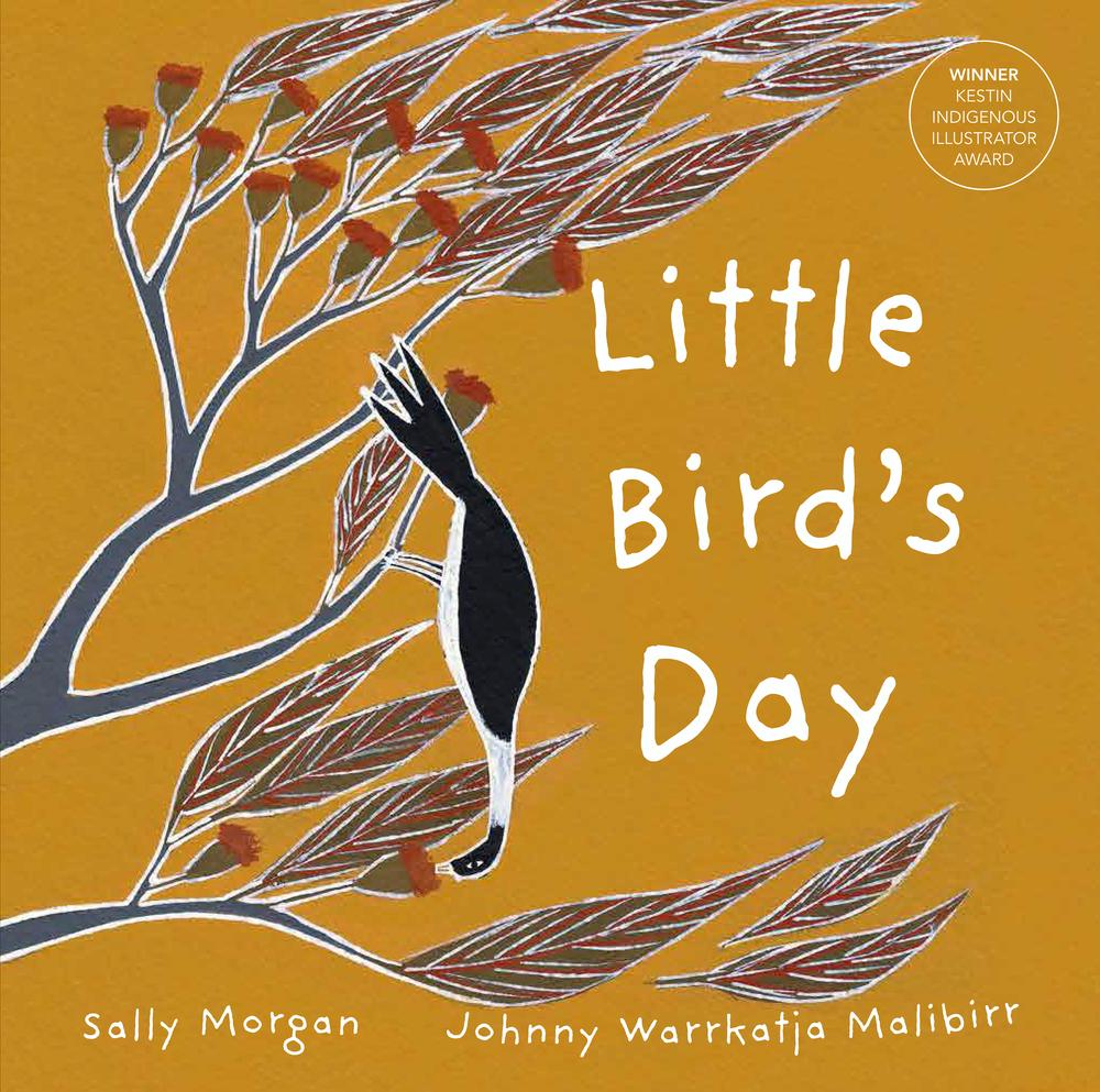 LITTLE BIRD'S DAY - SALLY MORGAN & JOHNNY WARRKATJA MALIBIRR