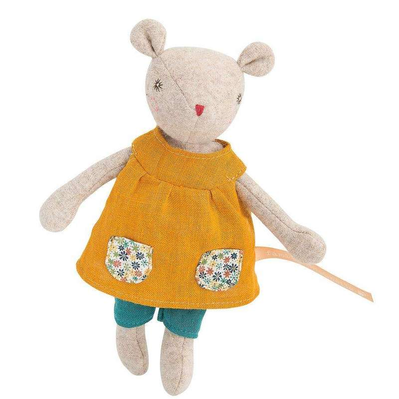 Moulin_Roty MIRABELLE GROSEILLE TINY_MOUSE