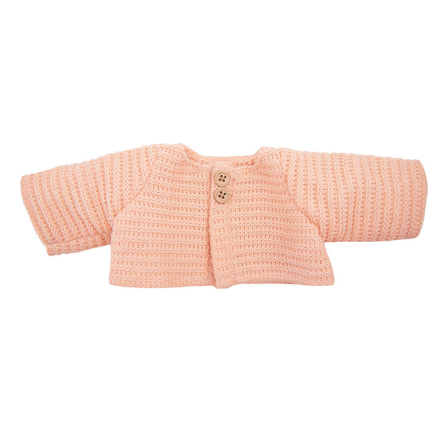 DINKUM DOLLS CARDIGAN - ROSE