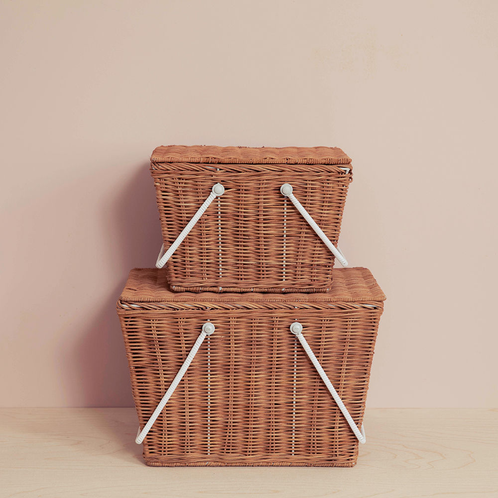 PIKI BASKET SET - MEDIUM & LARGE