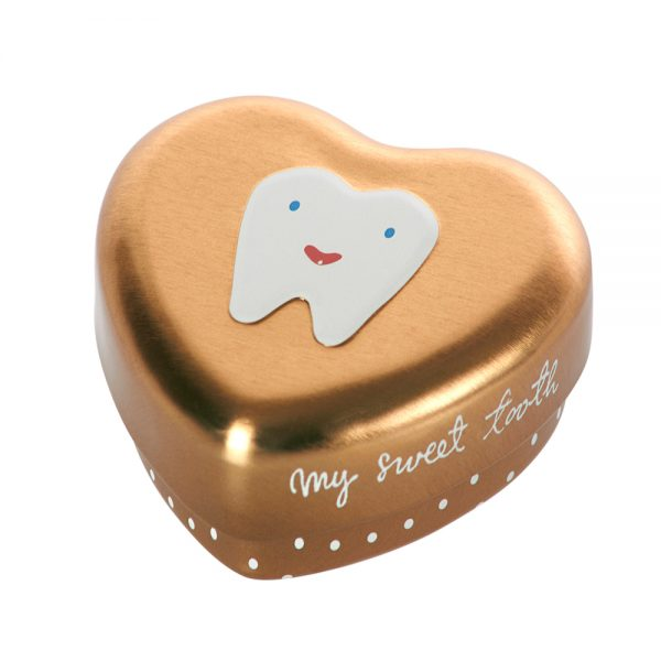 MY TOOTH BOX - GOLD - MAILEG