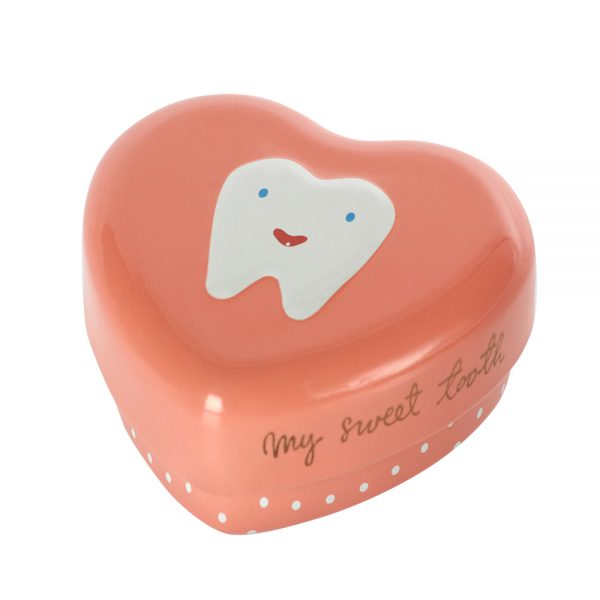 MY TOOTH BOX - PINK - MAILEG