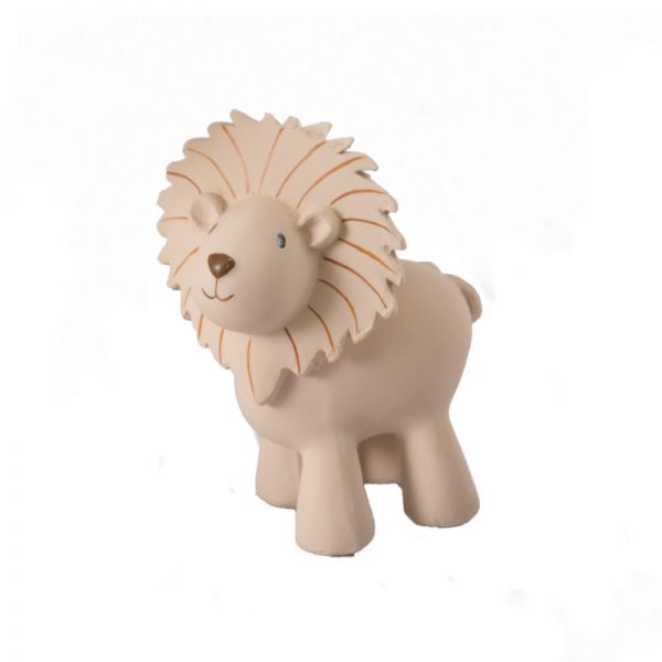 TIKIRI RUBBER TEETHER - LION