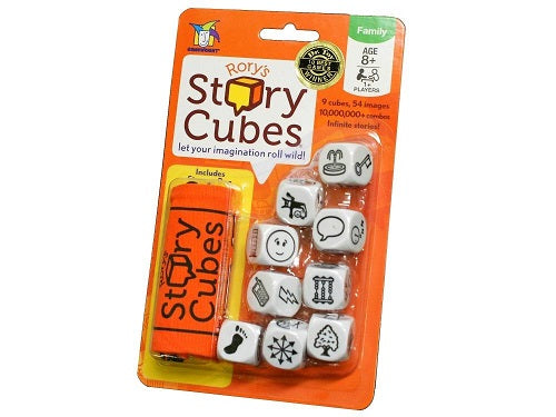 RORY'S STORY CUBES HANGSELL