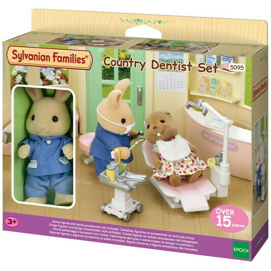 SYLVANIAN COUNTRY DENTIST SET