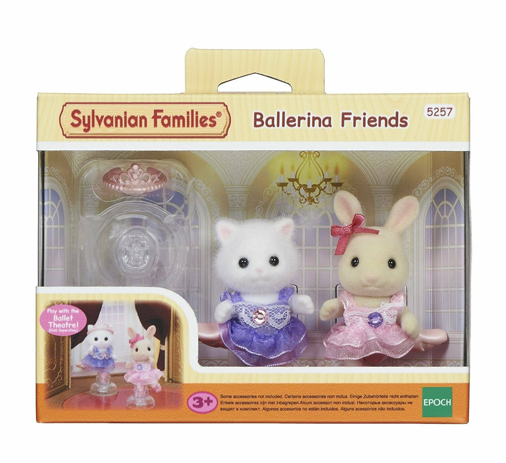 SYLVANIAN BALLERINA FRIENDS