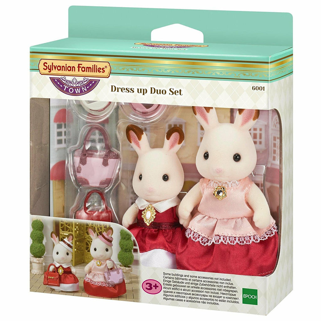 SYLVANIAN DRESS UP DUO SET