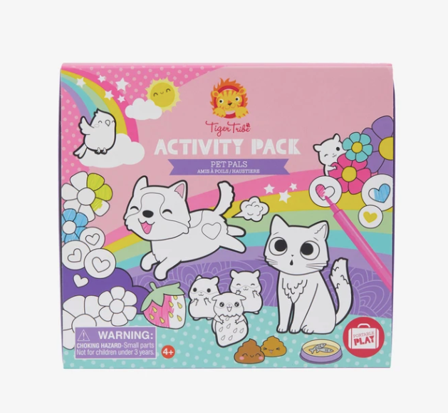 ACTIVITY PACKS - PET PALS