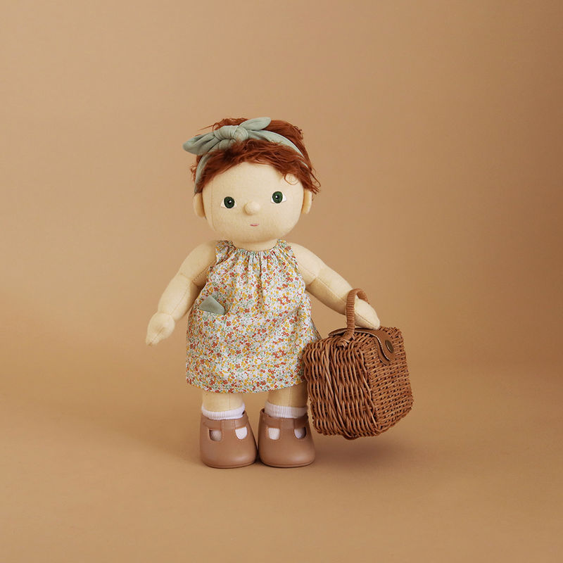DINKUM DOLL DRESS SET - UNA