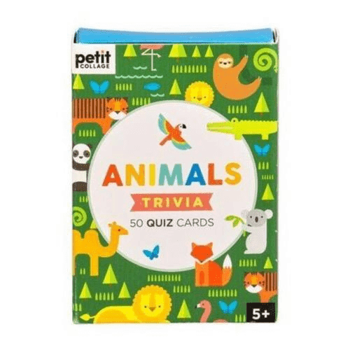TRIVIA CARDS - ANIMALS