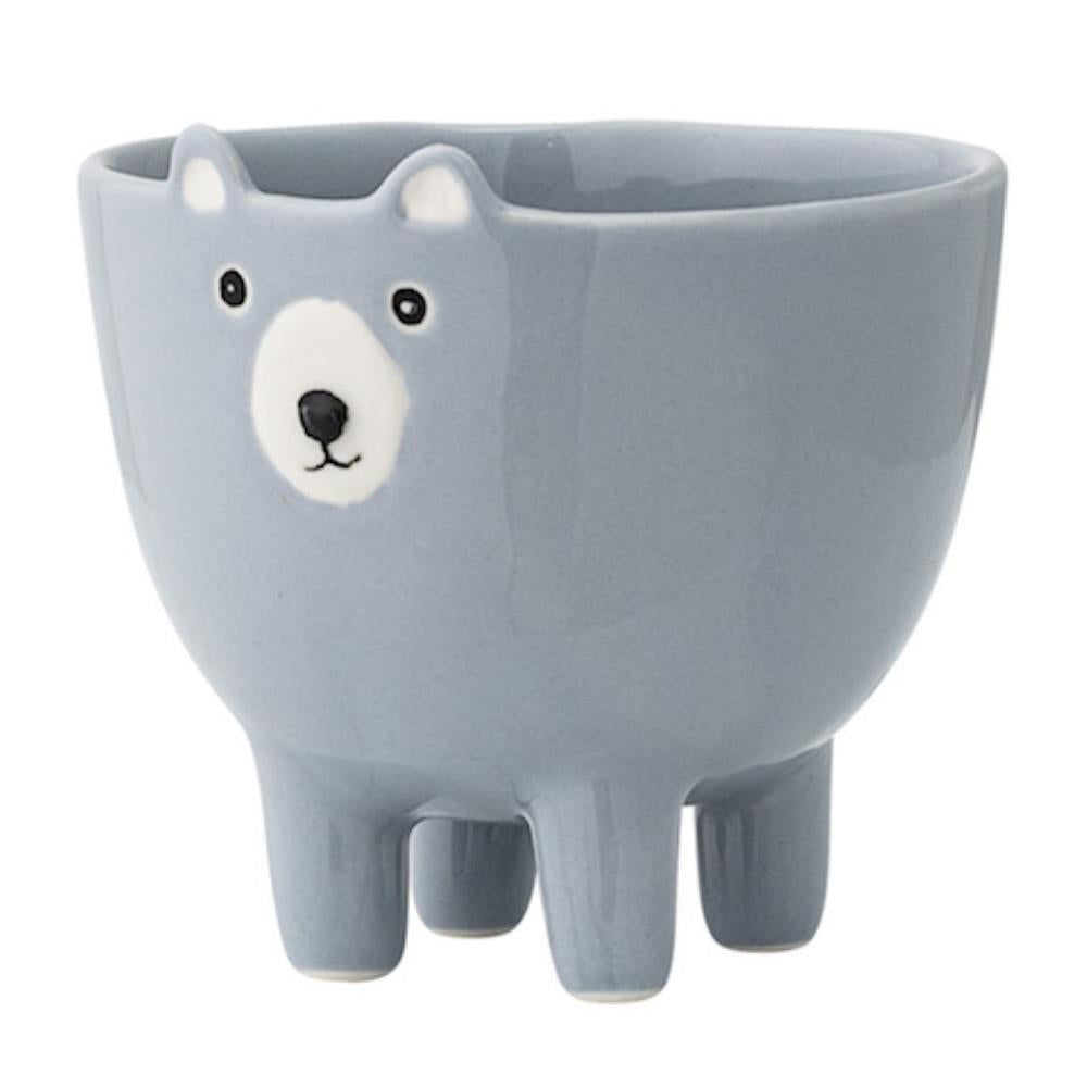 BEAR BOWL BLUE - BLOOMINGVILLE