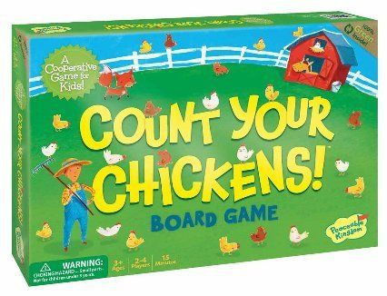 count your chickens peaceable kingdom