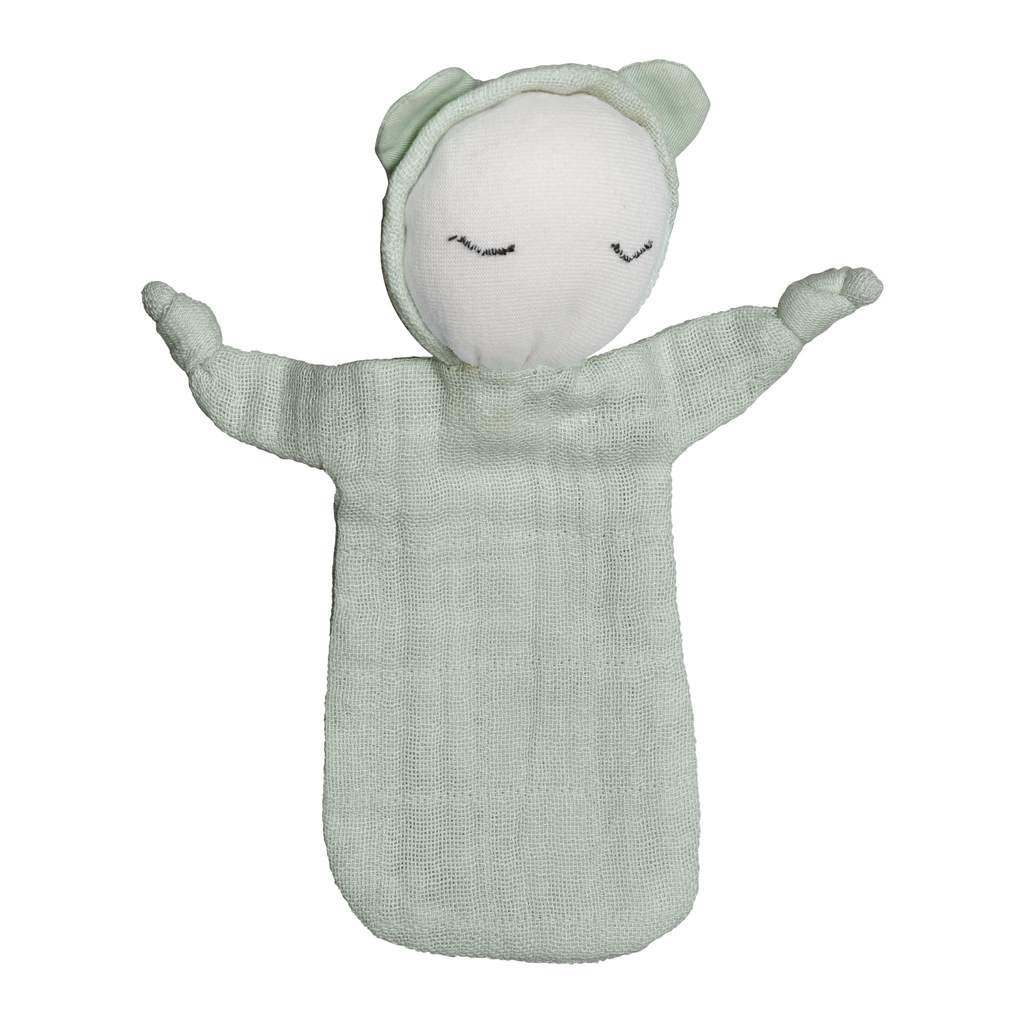 FABELAB - CUDDLE DOLL - BEACHGRASS