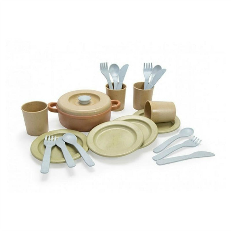 BIOPLASTIC DINNER SET