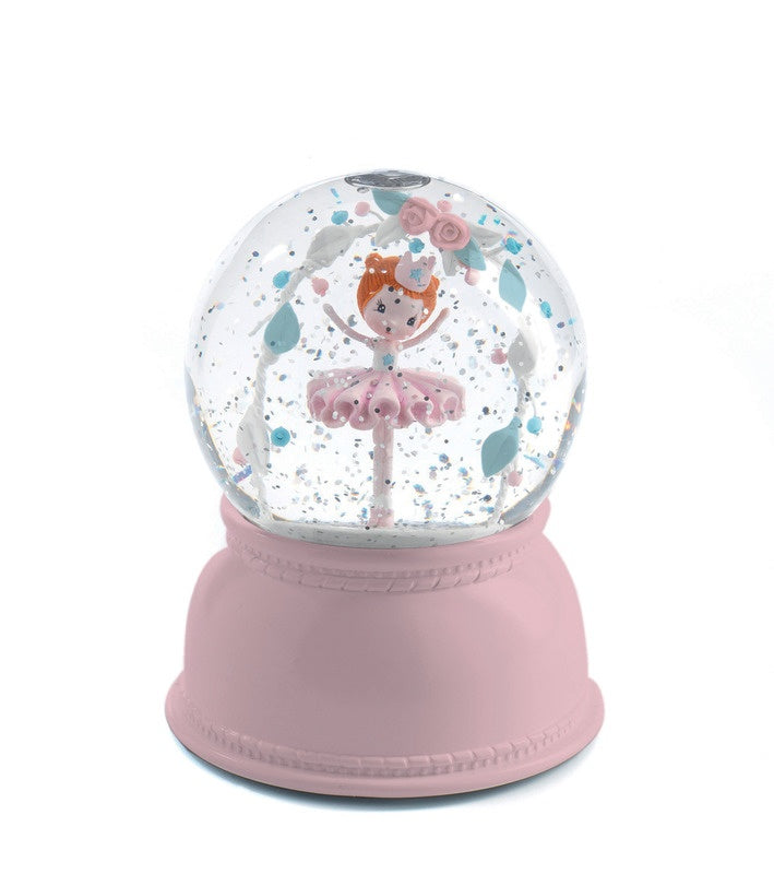 BALLERINA GLOBE NIGHT LIGH