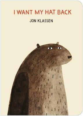 I WANT MY HAT BACK P/B - JON KLASSEN