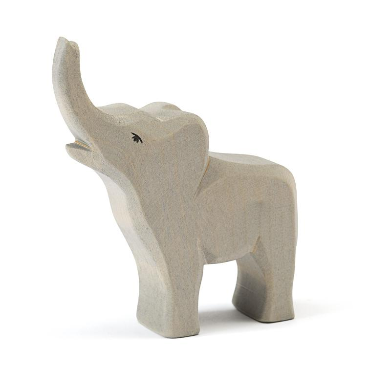 OSTHEIMER - ELEPHANT SMALL, TRUNK UP