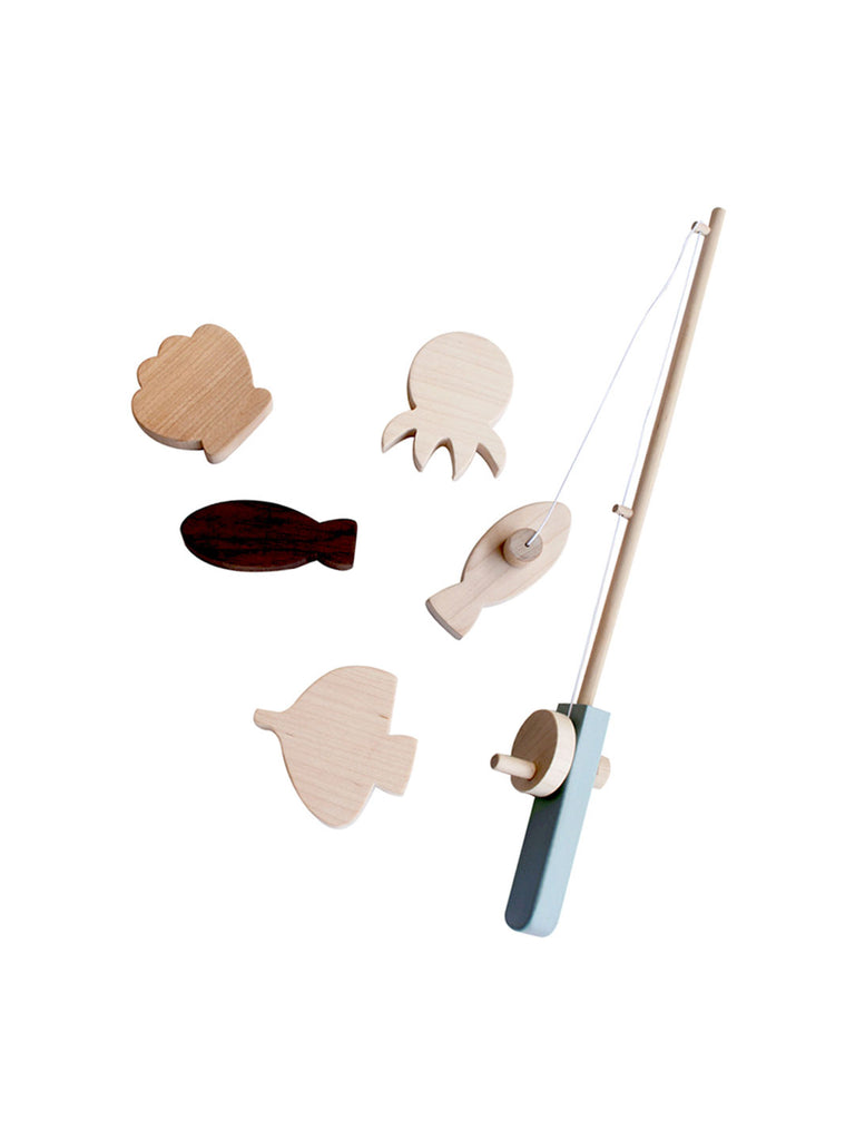 MAGNETIC FISHING SET - 6PC