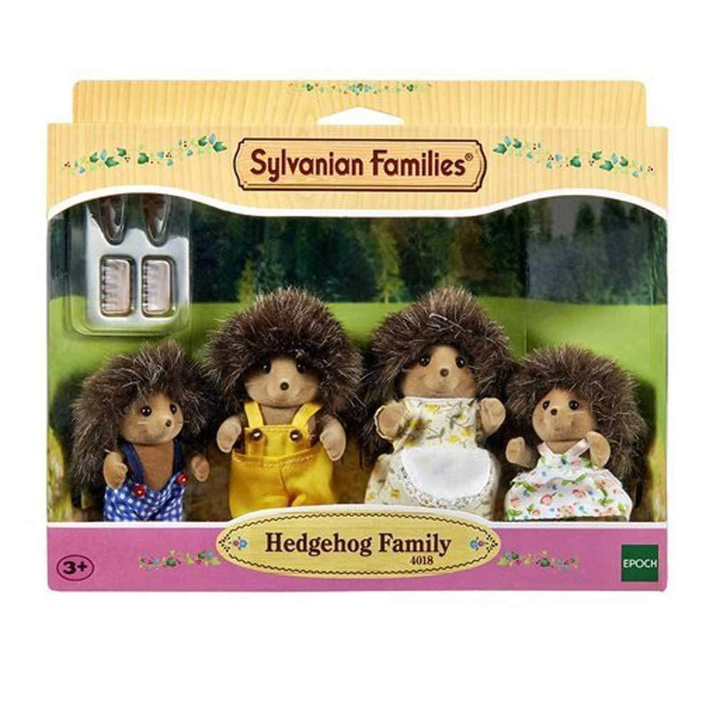 SYLVANIAN HEDGEHOG FAMILY