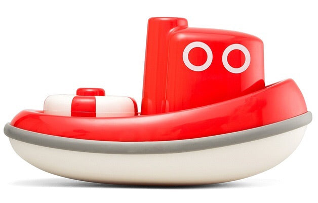 tugboat red kido