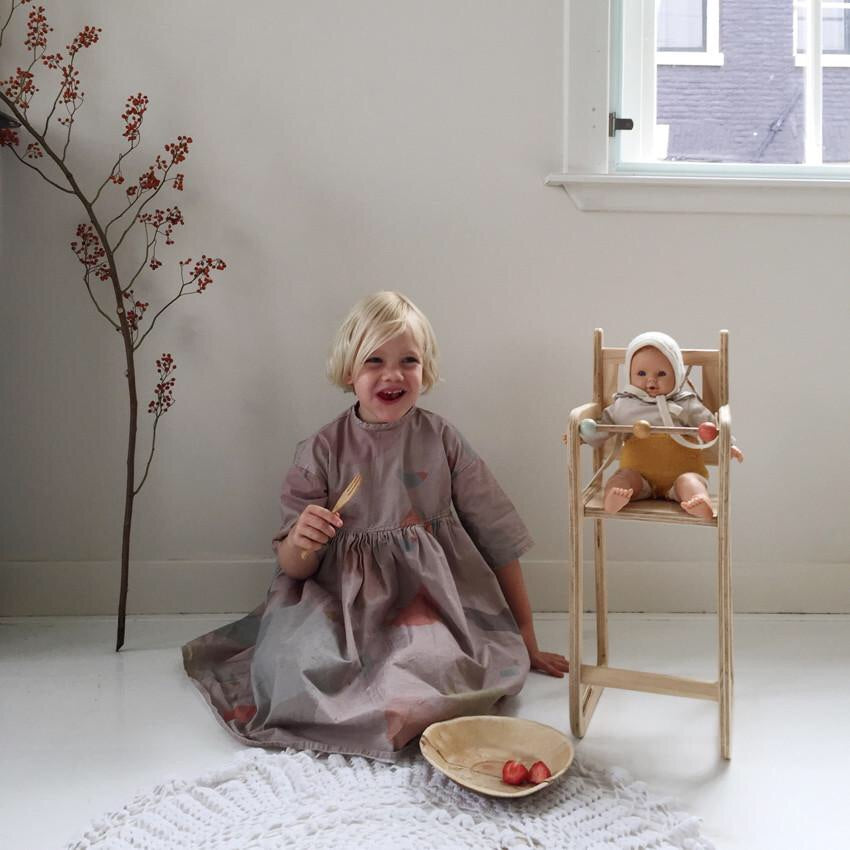 THE GRETEL DOLLS HIGH CHAIR
