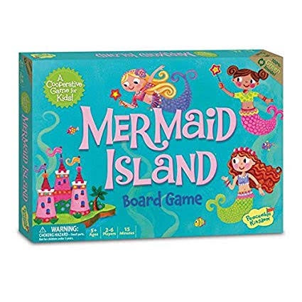 mermaid island peaceable kingdom
