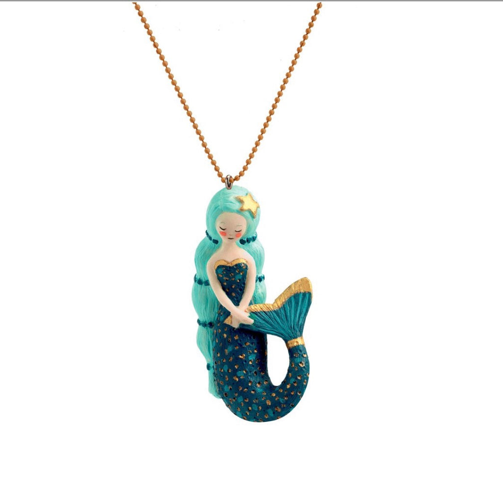 lovely charms mermaid djeco