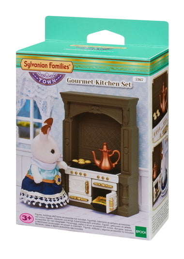 SYLVANIAN GOURMET KITCHEN SET