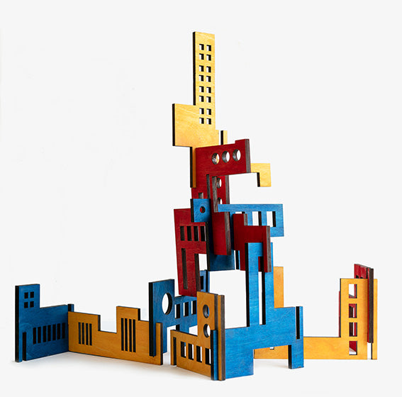KOLEKTO BUILDING BLOCKS - BAUHAUS