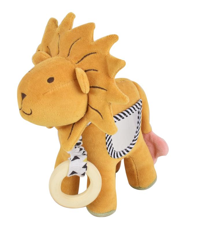 LION ACTIVITY TOY