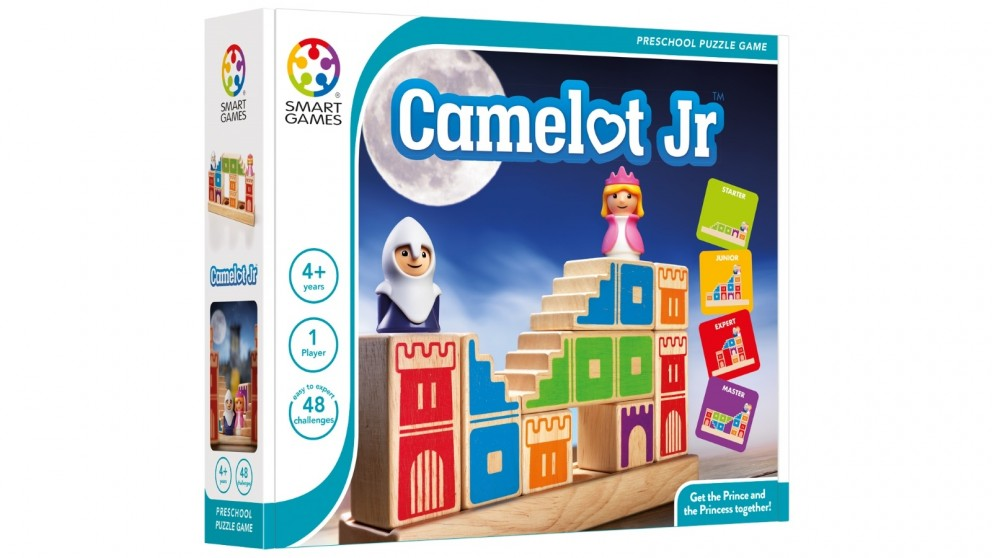 CAMELOT JR - VERSION 2