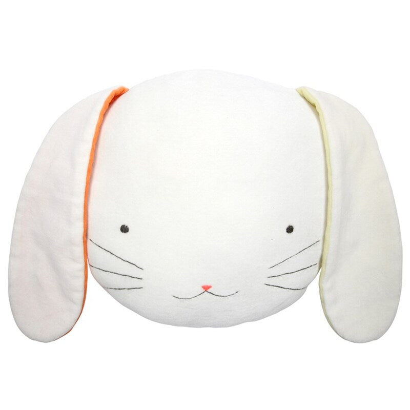 VELVET CUSHION BUNNY